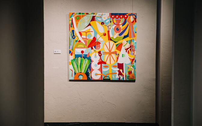 Julia Valtaneni näitus