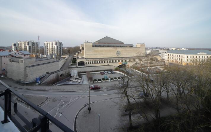 Национальная библиотека.