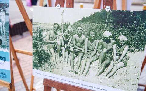 Kalamaja muuseum avas hüpiknäituse asumi elanike puhkusetraditsioonidest