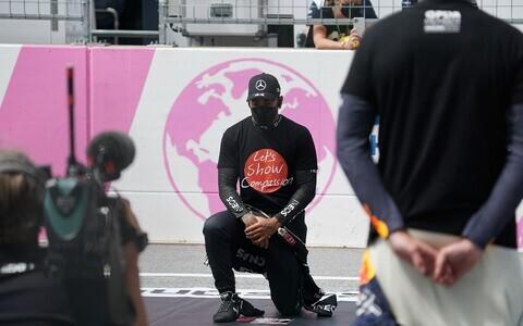 Lewis Hamilton Austria GP-etapil