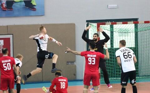 Kaspar Lees (viskel) ja Hendrik Varul tabasid teises maavõistluses Bahreini vastu Eesti kasuks vastavalt neli ja viis korda