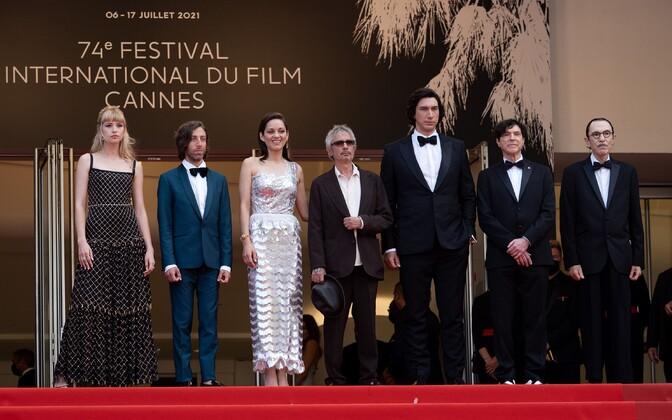 Algas 74. Cannes'i filmifestival