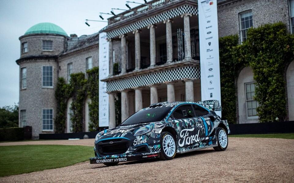 M-Spordi WRC 2022. hooaja võistlusmasin