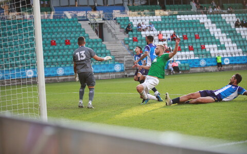 Jalgpalli Euroopa Konverentsiliiga: Tallinna FCI Levadia - St. Joseph's
