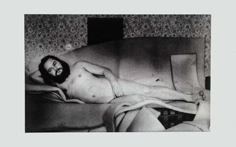 Leonhard Lapin, Autoportree Veenusena, 1982
