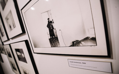 """""""Peeter Langovitsi ½ sajandit"""" Fotomuuseumis"""