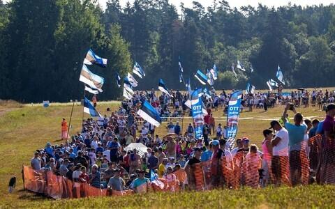 Publik Rally Estonial