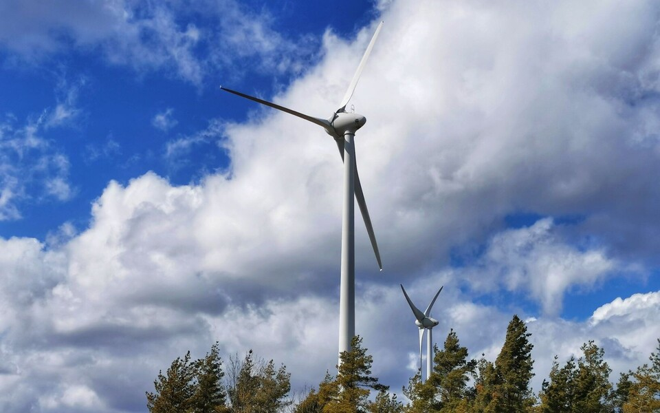 На рост цент оказывает влияние в том числе дефицит ветряной энергии.