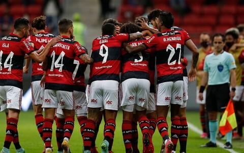 Flamengo on üks neljast Brasiilia meeskonnast, kes kindlustanud koha Copa Libertadorese veerandfinaalis