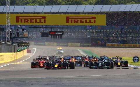 F1 etapp