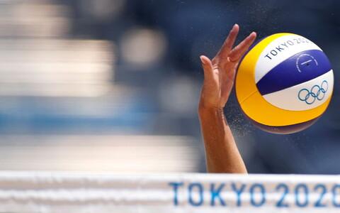 Rannavõrkpall Tokyo olümpiamängudel (pilt on illustreeriv).