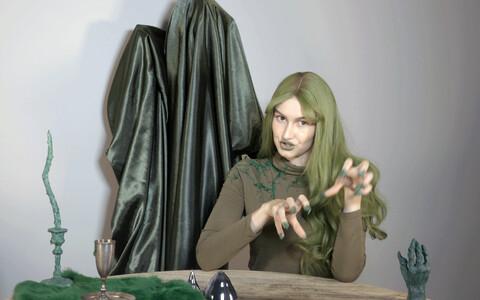 Ekraanitõmmis Darja Popolitova videotööst