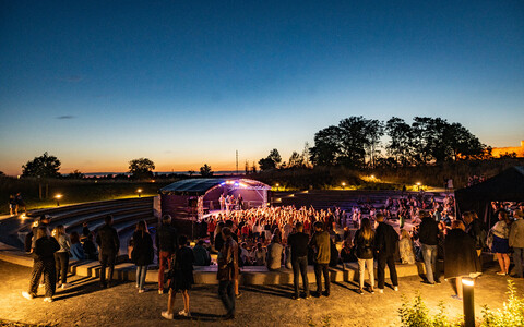 24. juulil toimus Rakveres ühepäevane festival Funkfest
