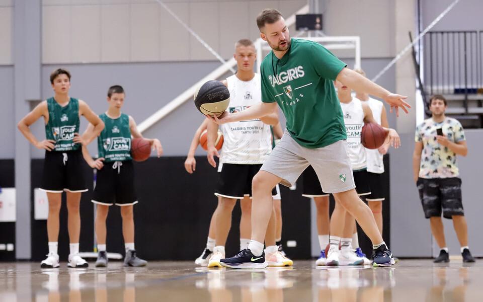 Kaunase Žalgirise treener