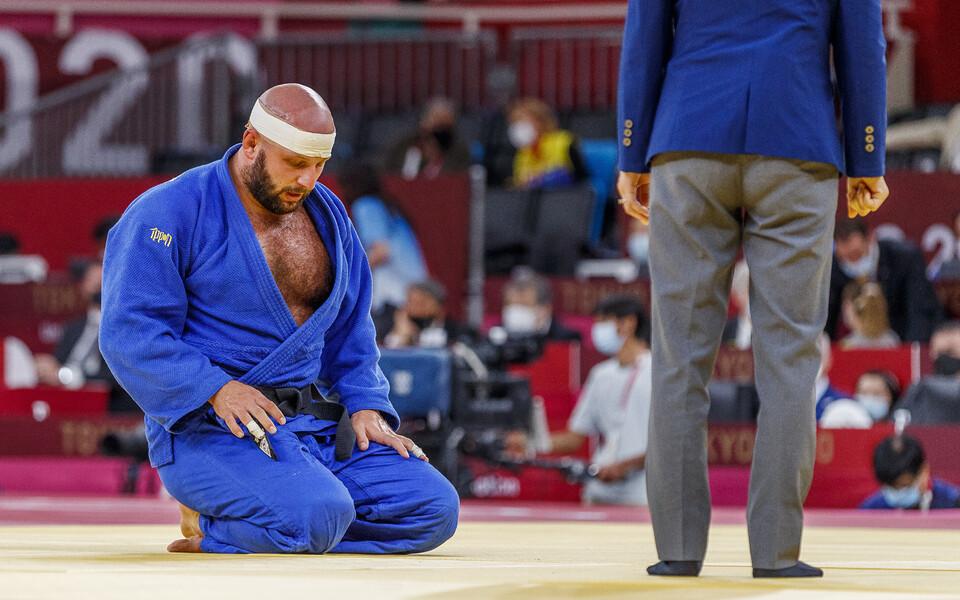 Grigori Minaškin Tokyo olümpiamängudel