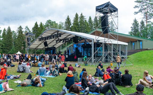 Фестиваль Intsikurmu в 2019 году.
