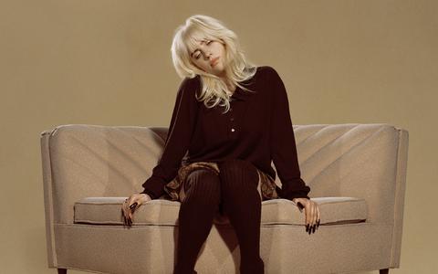 Ameerika muusik Billie Eilish.