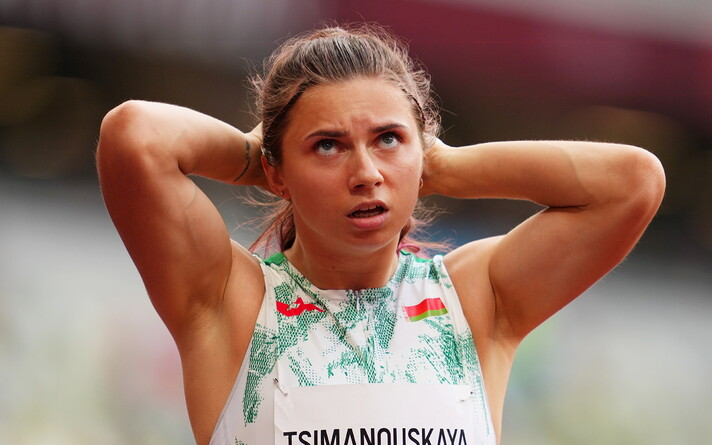 Kristina Tsimanovskaja