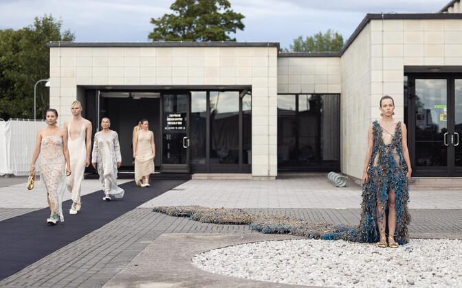 Karl-Christoph Rebane tõi Haapsalus publikuni loo Lääne-Eesti kultuuripärimusest enda kui kohaliku kunstniku silmade läbi