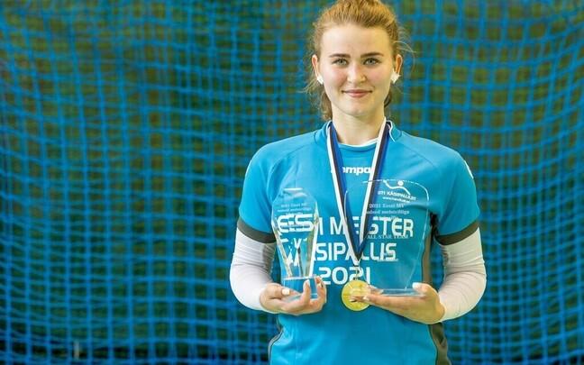 Lõppenud hooajal võitis Polina Gorbatsjova koduse meistritiitli, oli liiga parim väravakütt ja valiti hooaja sümboolsesse koosseisu.