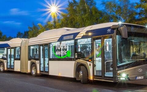 Автобус Solaris Urbino 18.