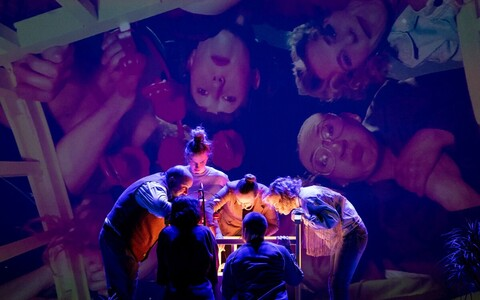 Rakvere teatri lavastus