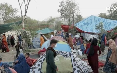 Обстановка в Афганистане.