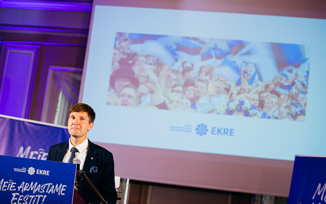 EKRE tutvustab linnapeakandidaati
