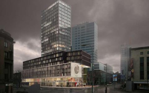 На месте бывшего здания Художественной академии появится 30-этажное здание.