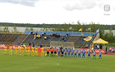 FC Kuressaare - Tartu JK Tammeka