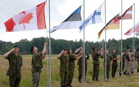 Balti piirkonnas asub suurim Kanada sõjaväelaste kohalolek väljaspool Kanadat.