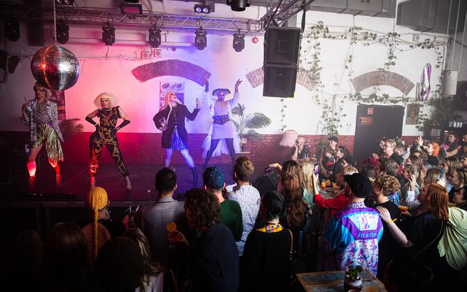 Eesti esimene drag brunch Sveta baaris