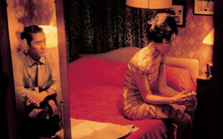 """Valmis armastuseks"" (""In the Mood for Love"", Hong Kong, Hiina 2000)."