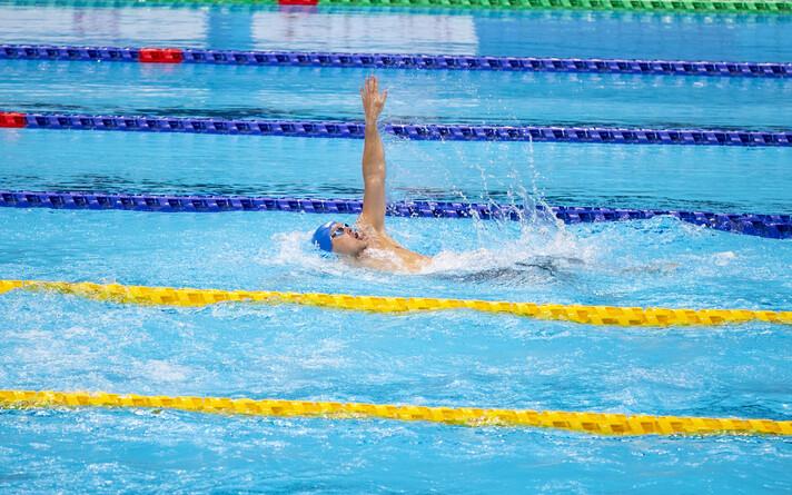 Kardo Ploomipuu Tokyo olümpial.
