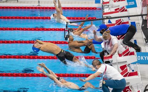 Matz Topkin Tokyo paraolümpial.