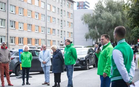 Keskerakond tutvustas Tallinna kesklinna nimekirja