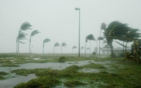 Ураган. Иллюстративная фотография.
