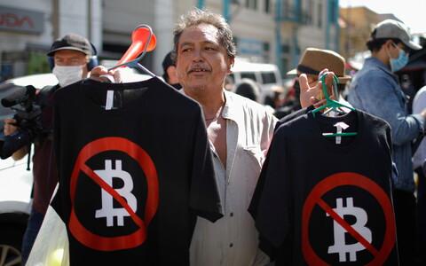 Bitcoini kasutamisest pole vaimustuses kõik El Salvadori elanikud.