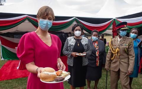 President Kersti Kaljulaid's state visit to Kenya.