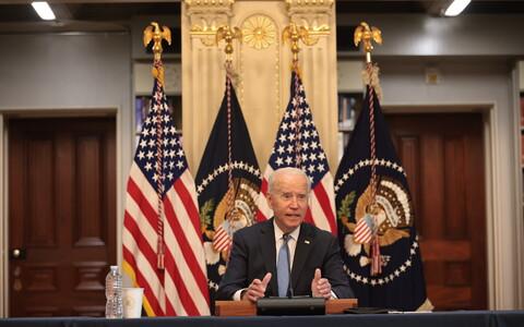 Президент США Джо Байден.
