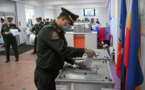 Выборы в России 17 сентября.