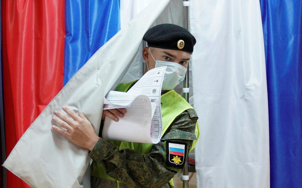 Основной день голосования на выборах в Госдуму РФ - 19 сентября.