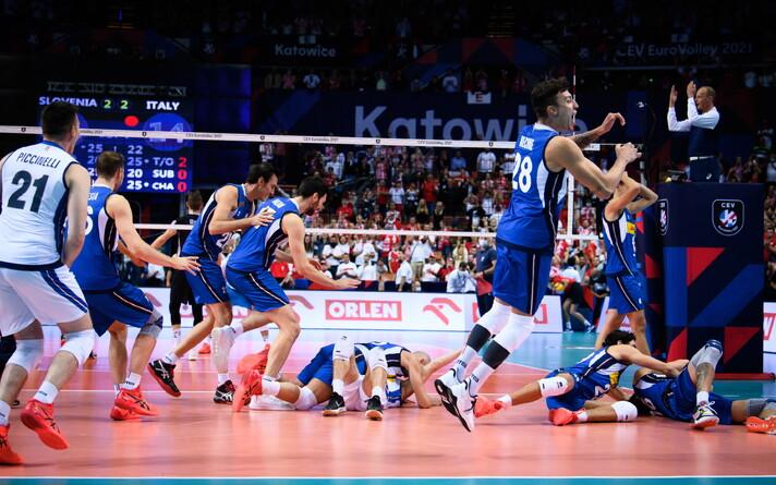 Itaalia võrkpallikoondis