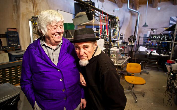 Steina ja Woody Vasulka.
