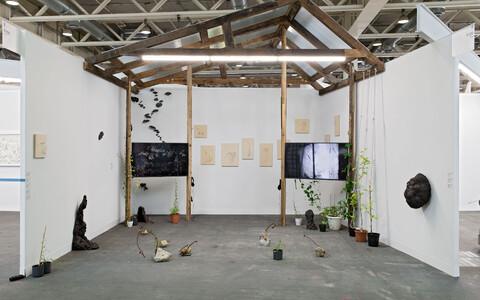 Kogo galerii osales Šveitsis noorte galeriide kunstimessil