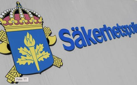 Эмблема Säpo.