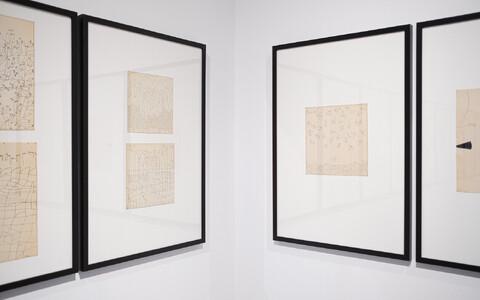 Temnikova ja Kasela galeriis Tõnis Vindi tušijoonistused