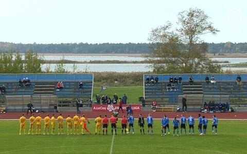 FC Kuressaare - Viljandi JK Tulevik