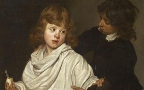 Michaelina Wautier (1604--1689). Igaüks vastavalt oma maitsele (u 1650). Õli, lõuend.