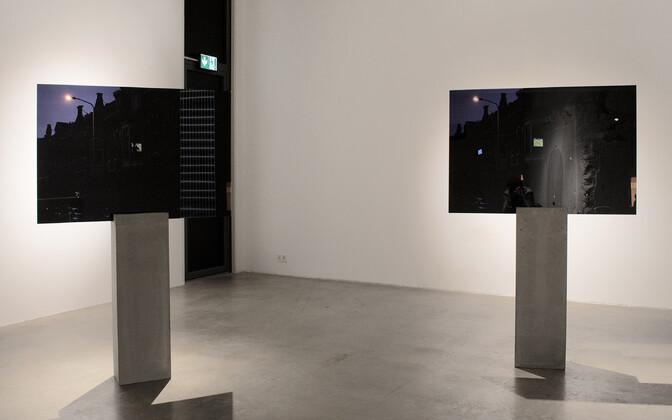 Sten Eltermaa näitus EKA galeriis.